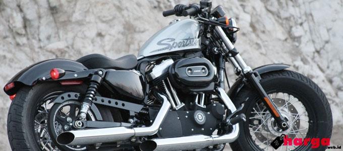 Update Harga Motor Harley Davidson di Indonesia (Baru dan Bekas)