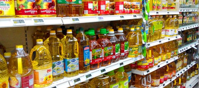 Harga Minyak Zaitun Mustika Ratu di Indomaret