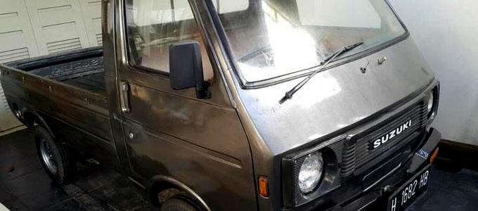 Harga Suzuki Truntung Carry St20 Bekas Mobil Pickup Klasik