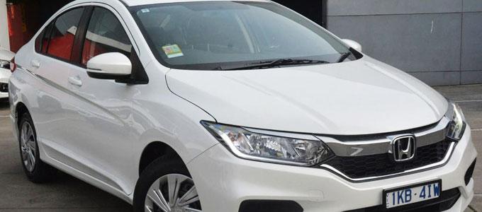 Honda City i-VTEC - www.johnblair.com.au