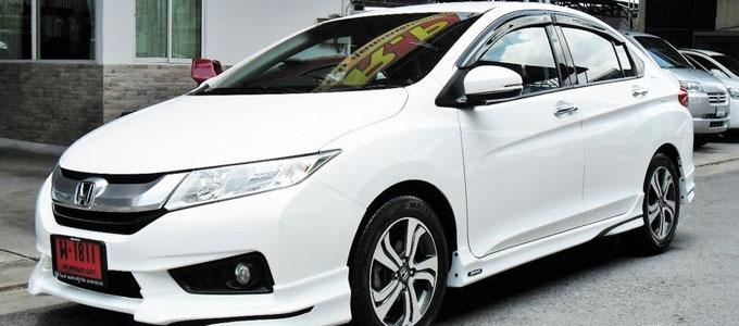 Honda City i-VTEC - www.one2car.com