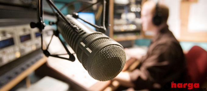 Info Terkini Tarif (Biaya) Pasang Iklan di Radio 2017