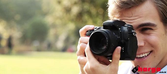 Update Canon EOS 1D, Kamera DSLR Professional, Harga Mulai Rp60 Jutaan