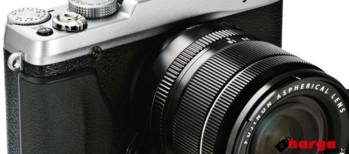 Spesifikasi dan Harga Terbaru Kamera Fujifilm X-E2