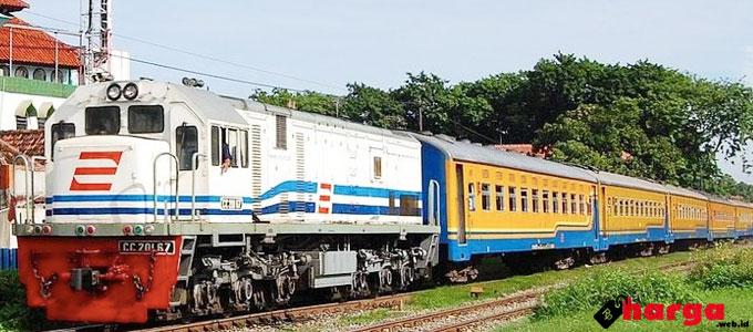 Update Harga Tiket Kereta Api Jakarta-Malang (Eksekutif dan Ekonomi)