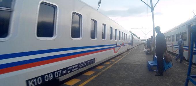 Update Info Harga Tiket Kereta Api Purwojaya Jakarta Cilacap