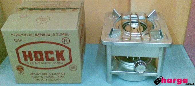 Kompor Minyak Hock - (Sumber: peralatan-rumahtangga.com)