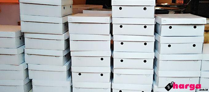 Jenis, Ukuran, dan Harga Kotak Nasi Kardus, Mulai Dari Rp 340 per Pcs