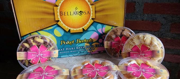 Kue Kering Bellarosa - agenkuelebaran.blogspot.com