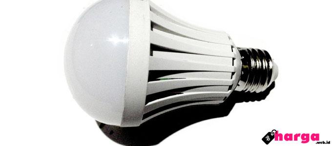Info Terbaru Lampu Bohlam LED Berbagai Merek, Tipe, dan Daya