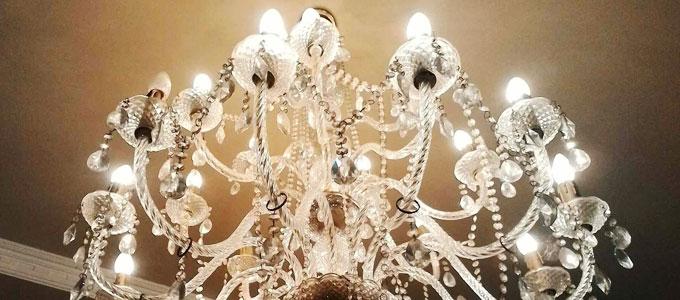 Lampu Hias Gantung Kristal - www.biyanbbs.com