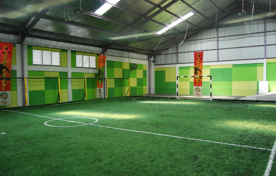 Daftar Komponen dan Biaya untuk Pembangunan Lapangan Futsal