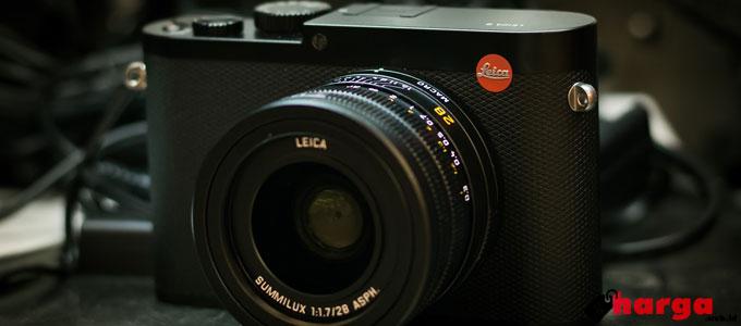Leica Q Digital Camera Type 116 - www.henrysnote.com