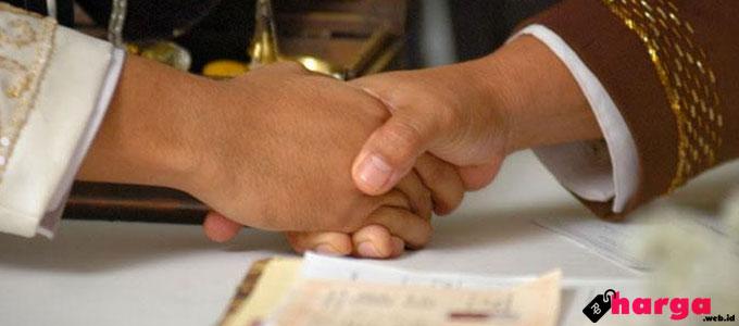 Estimasi Lengkap Biaya Menggelar Resepsi Pernikahan