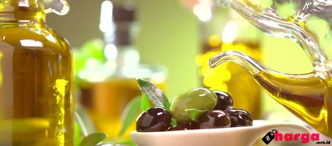 Daftar Harga Minyak Zaitun dan Manfaat