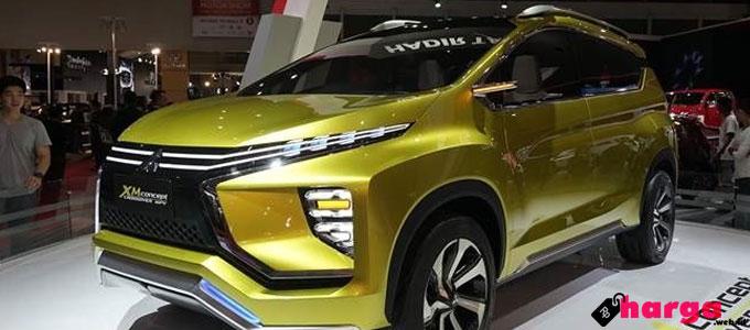 Mitsubishi XM - www.oto.com
