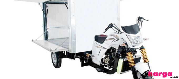Update Harga dan Spesifikasi Motor Viar Roda Tiga 2017
