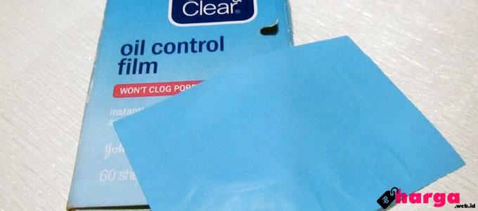 Update Harga Terbaru Clean Clear Oil Control Film Daftar Harga