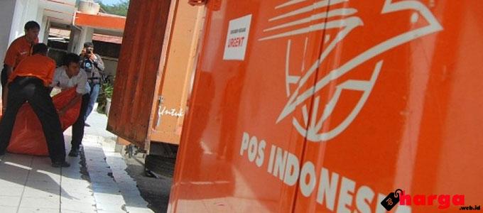 Ongkos Kirim Pos Indonesia - www.republika.co.id