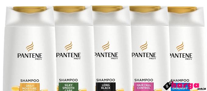 Shampo Pantene - (Sumber: elevenia.co.id)