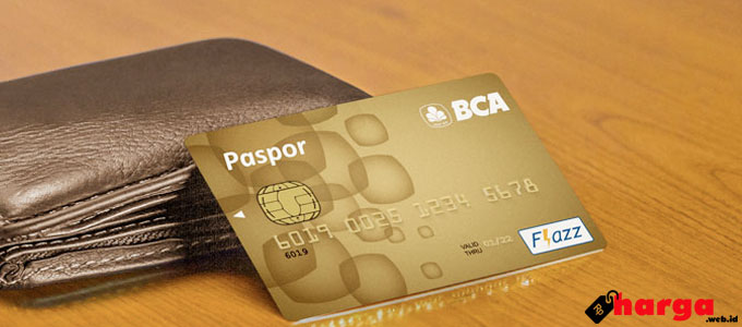 Paspor BCA Gold - (Sumber: bca.co.id)