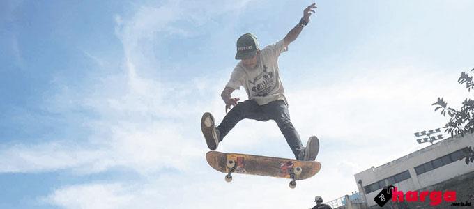 Daftar Harga Skateboard Fullset Di Pasaran Mulai Dari Rp 100 Ribuan