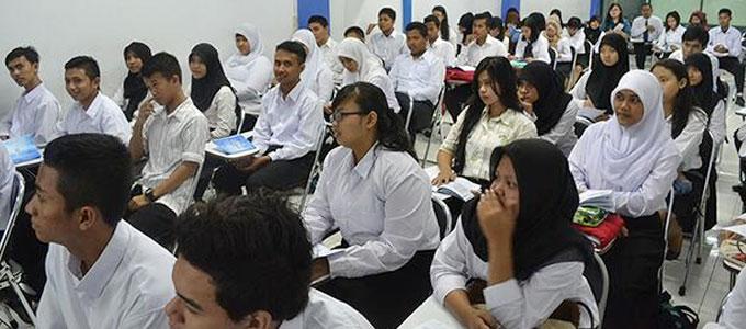 Pengenalan sistem pendidikan LP3I  - @LP3iBCSby