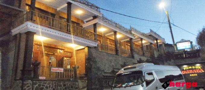 Update Harga Sewa Penginapan di Kawasan Wisata Gunung Bromo 2017