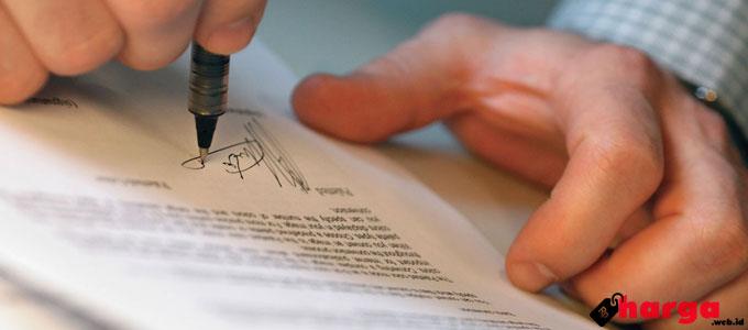bangunan, hukum, lokasi, pemilik, produk, tarif