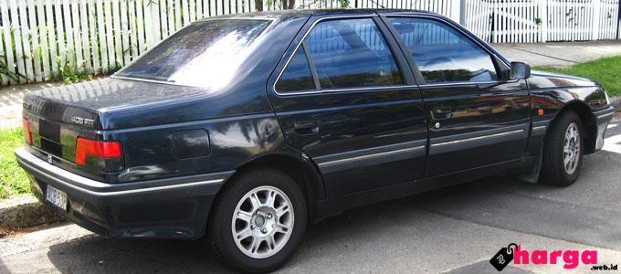 Peugeot 405 STi - bestcarmag.com
