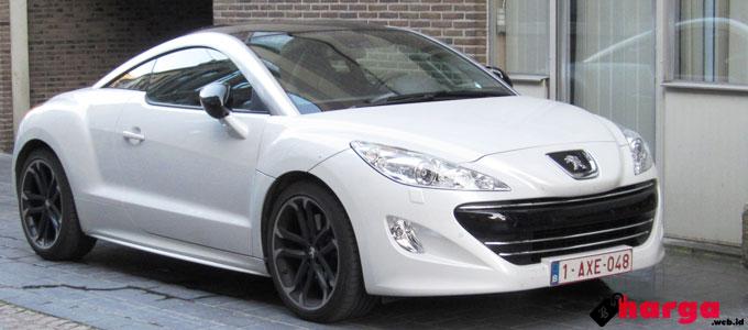 Spesifikasi Mantap dan Harga Mobil Sport Peugeot RCZ