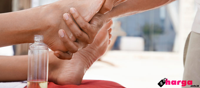 Pijat di Nakamura The Healing Touch