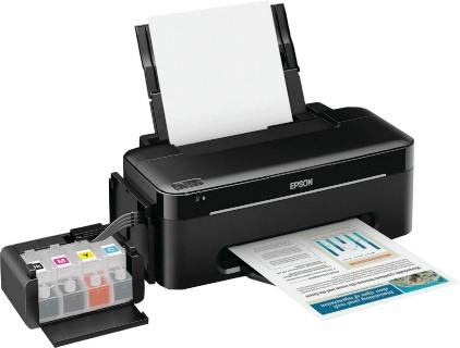 Harga dan Spesifikasi Printer EPSON L 200