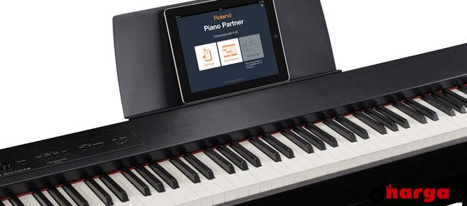Roland Digital Piano F-20 - (Sumber: roland.com)