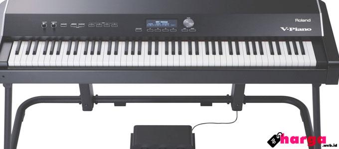 Roland Piano V - (Sumber: sweetwater.com)