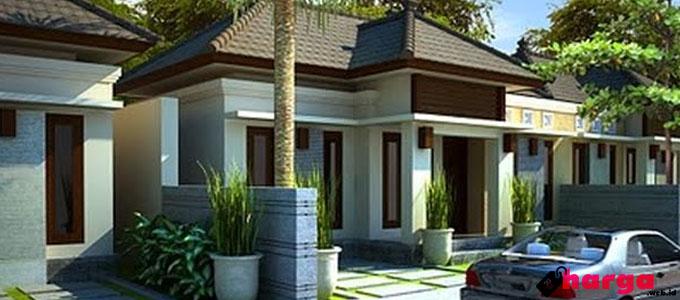 Update Harga Dan Biaya Membangun Rumah Minimalis Tipe 45 Daftar