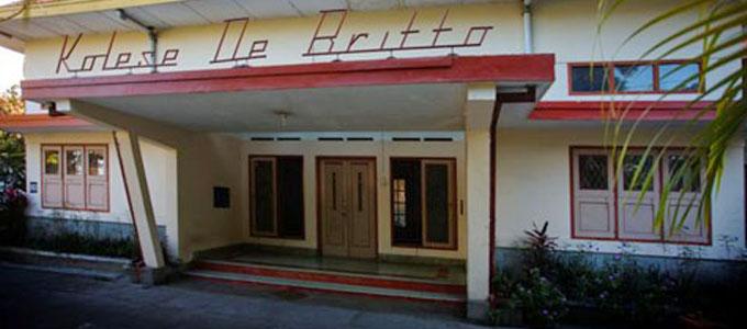 SMA Kolese De Britto Yogyakarta - www.goethe.de