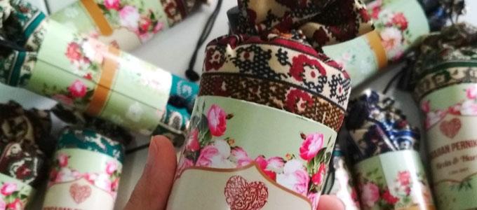 Metode Membikin Souvenir Pernikahan Handmade Untuk Weddingmu