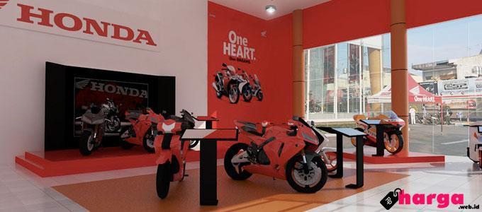 Info Terbaru Besaran DP (Down Payment) Resmi Kredit Motor Honda