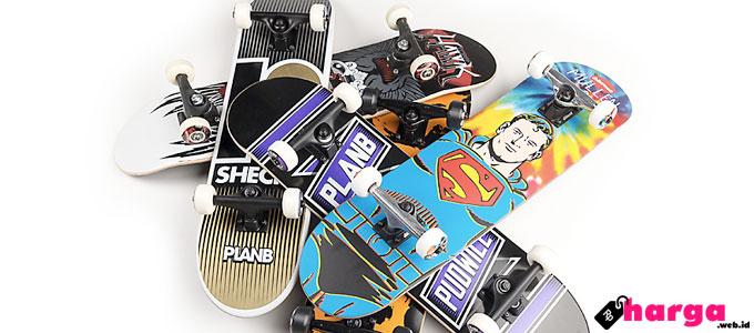 Daftar Harga Skateboard Fullset Di Pasaran Mulai Dari Rp