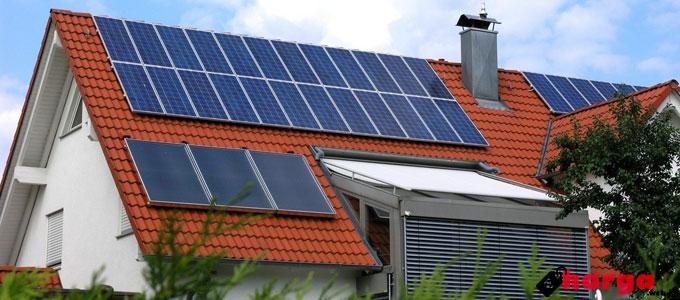 Info Terbaru Harga Solar Cell Panel Surya Berbagai Daya