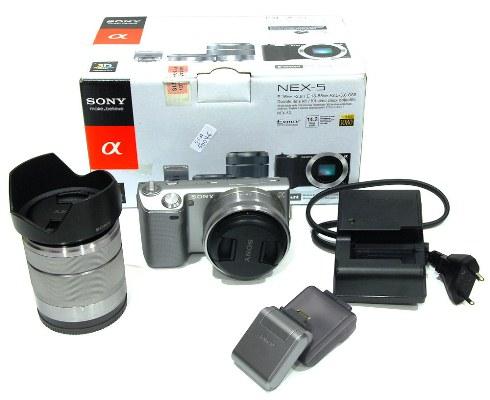 Harga Kamera MILC Sony NEX 5
