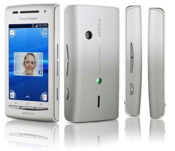 Sony Ericsson Xperia X8 : Harga dan Spesifikasi