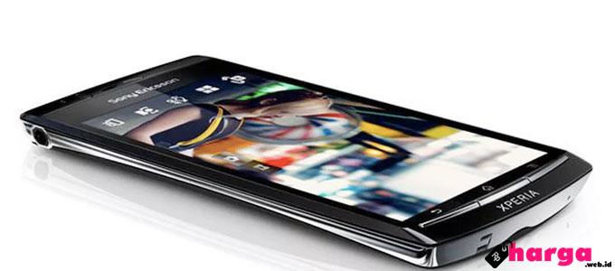 Info Update Spesifikasi dan Harga Smartphone Sony Xperia ARC