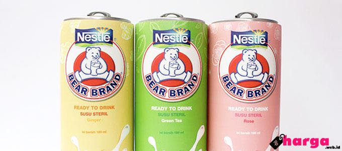 Info Harga Susu Bear Brand All Varian 2017