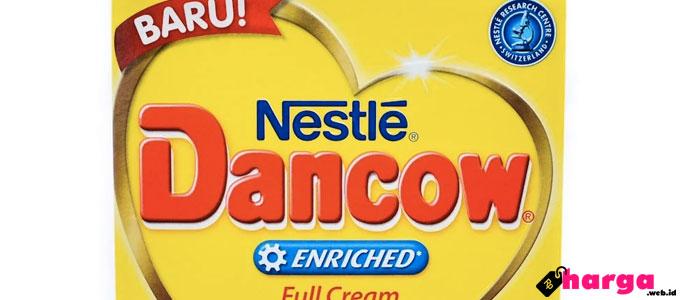 Dibanderol Harga Cukup Terjangkau, Susu Dancow Full Cream Dipercaya Rendah Kandungan Gula