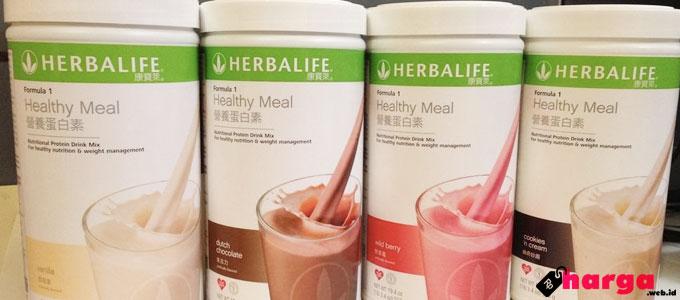 Paket Shake Herbalife Original