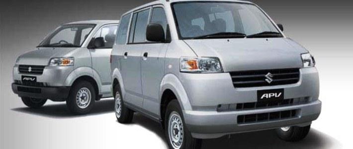 Harga Suzuki APV Baru dan Second 2015