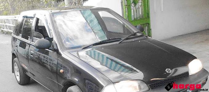 Spesifikasi dan Update Harga Suzuki Amenity Bekas