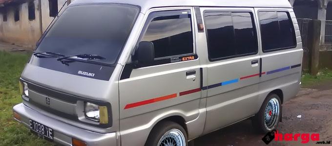 Spesifikasi Dan Info Terbaru Harga Suzuki Carry 1 0 Bekas Daftar